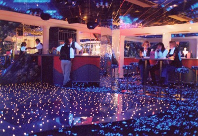 LED Starlight Dance Floor